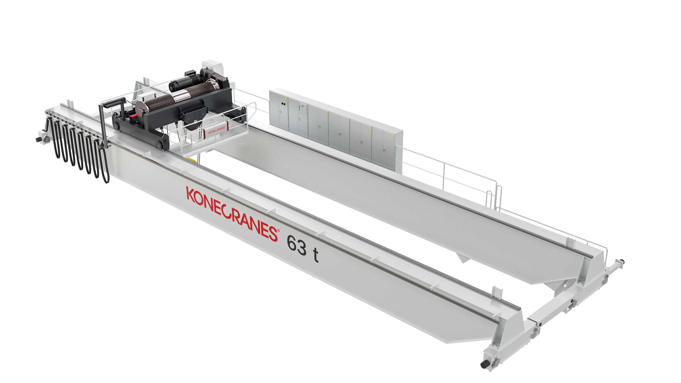 M-Series Winch Crane Outlook