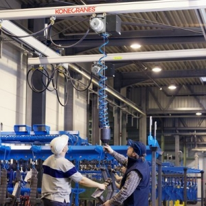 xa_aluminium_workstation_crane_with_atb_airbalancer